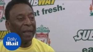 Video: Pele Sings Harry Kane
